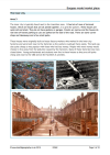 Resources on changing urban environments
