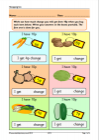 Early years and KS1 measurement activities