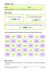 Find writing transcription resources for ks2