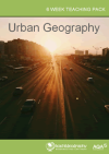 Get the Urban geography teaching pack