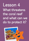 Lesson 4 - What threatens the coral reef and what can we do to protect it?