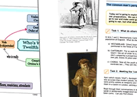 gcse english literature shakespeare coursework English literature (31,192 macbeth coursework coursework title: compare how shakespeare uses language and dramatic devices to show the change in character.