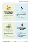 Find activities to promote spoken language