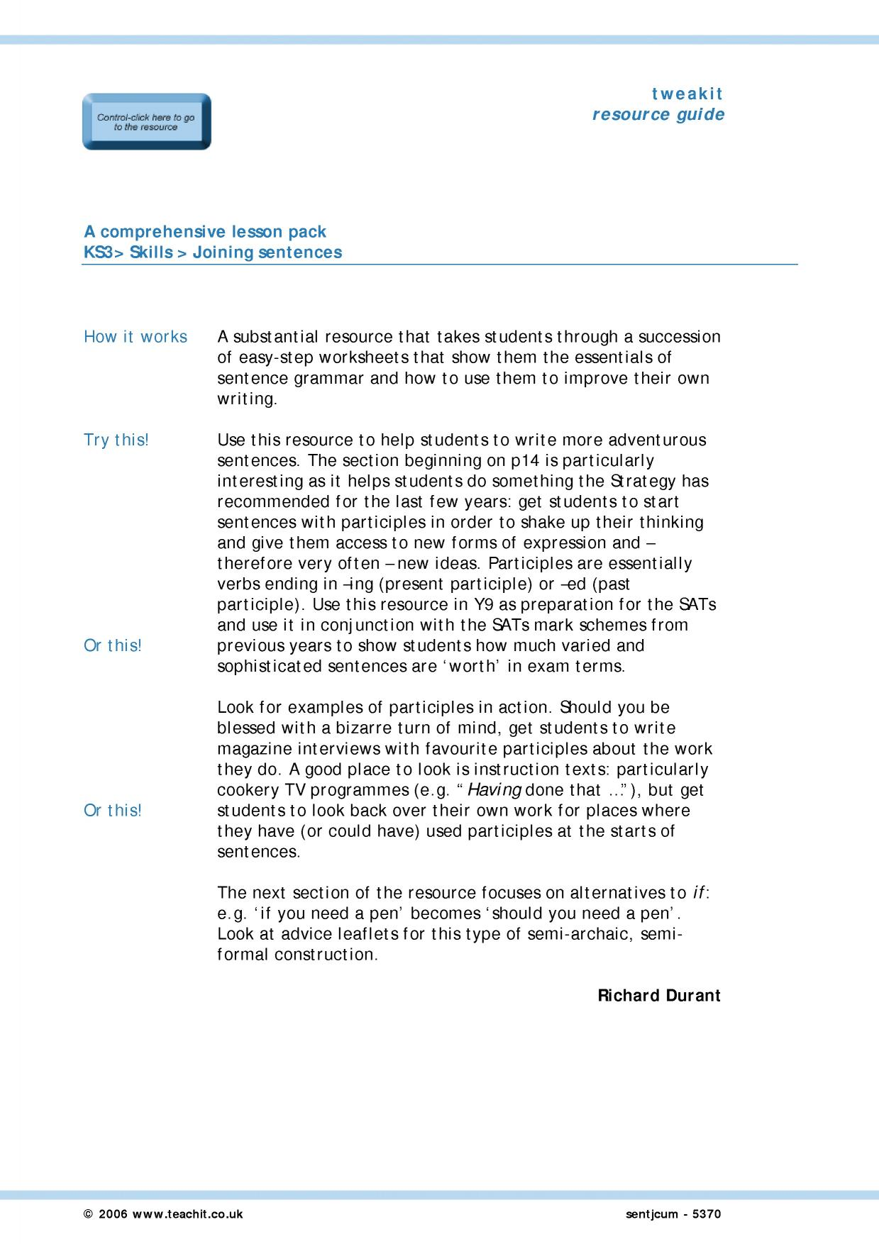 Worksheet On Forces Ks  Sentence Construction  Teachit English Fractions Of A Set Worksheet Word with Bill Nye The Science Guy Nutrition Worksheet  Preview Remove Excel Worksheet Password