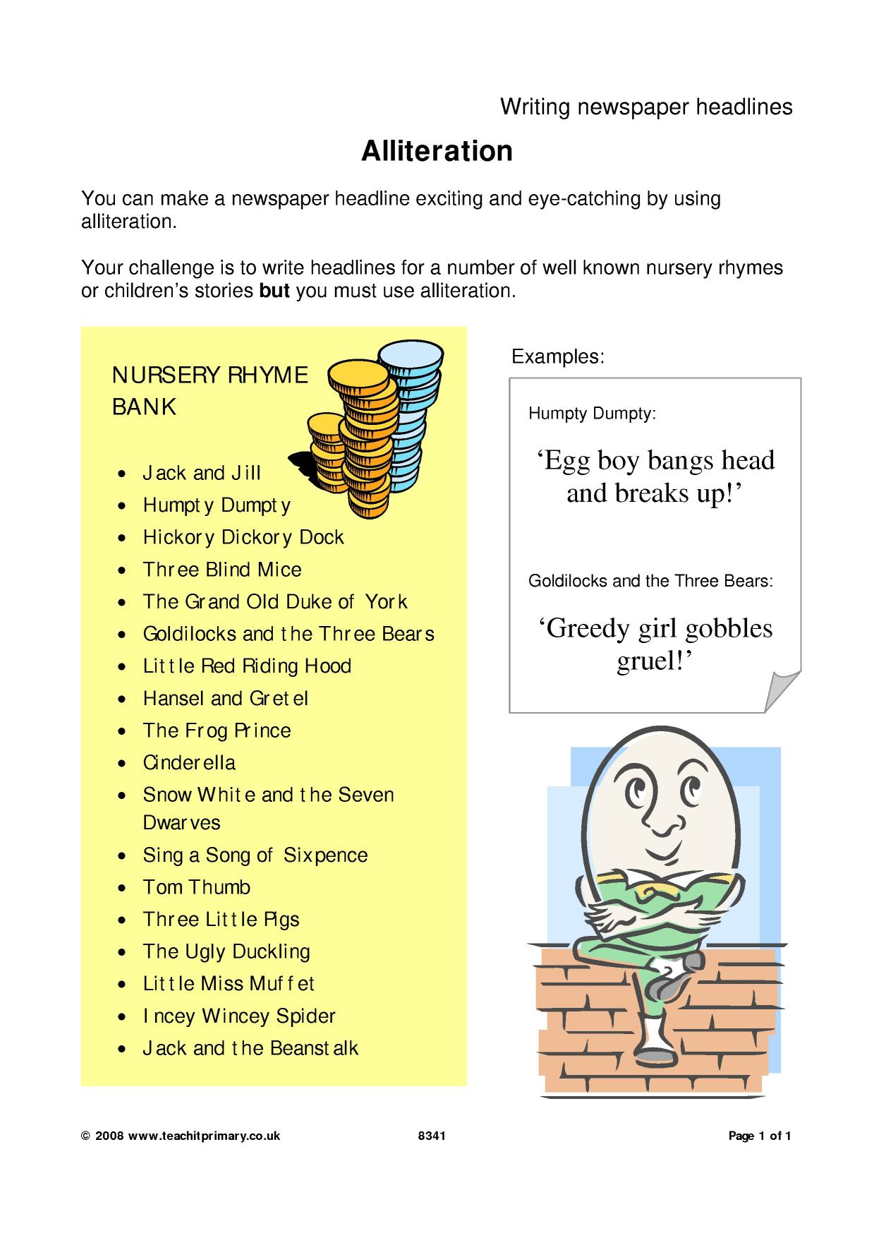 KS2 Royal Wedding Newspaper Report Differentiated Activity Pack