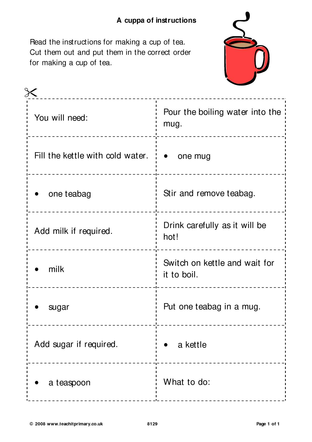 worksheet Boudicca Worksheet ready made sequencing activities teachit primary 7 preview