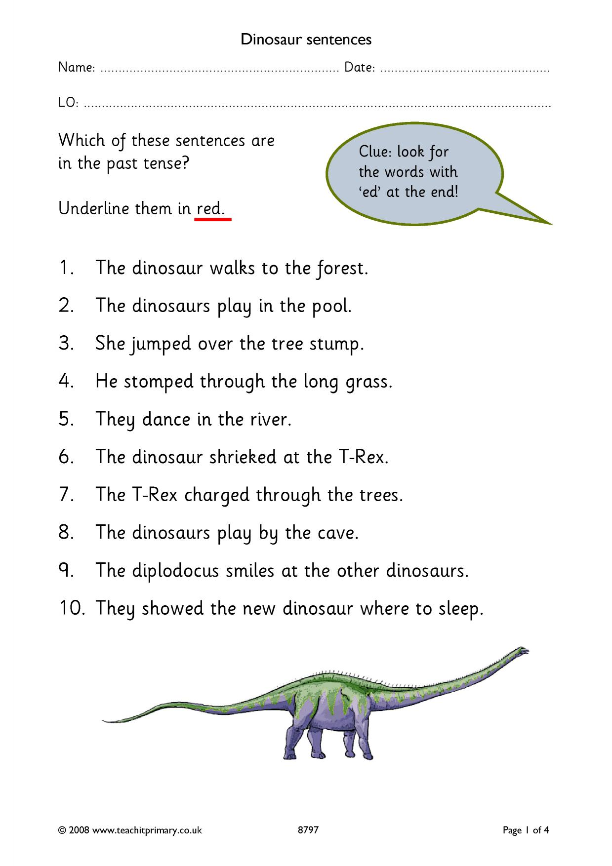 Dinosaurs That End With The Letter A