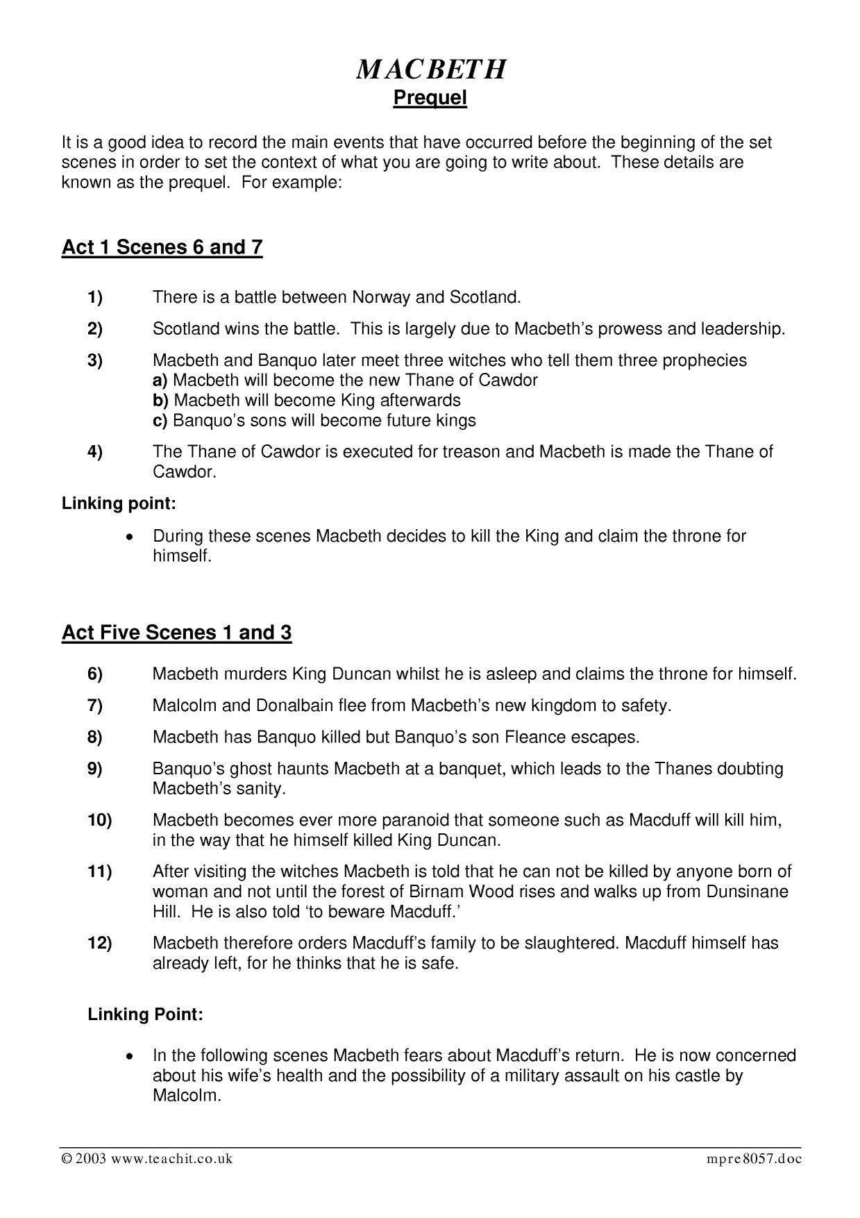 shakespeares use of language essay Techniques used in shakespeares macbeth essaysin shakespeare's play macbeth, the dramatic techniques of language.
