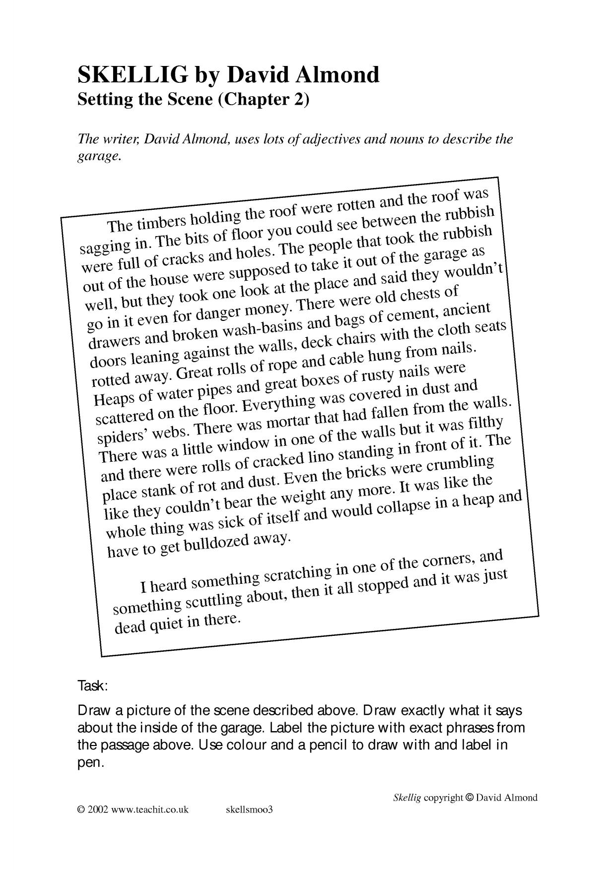 owl thesis The thesis of this proposal is twofold first, there is the thesis of the speaker the speaker presents the problem that ireland is overpopulated by children whose.