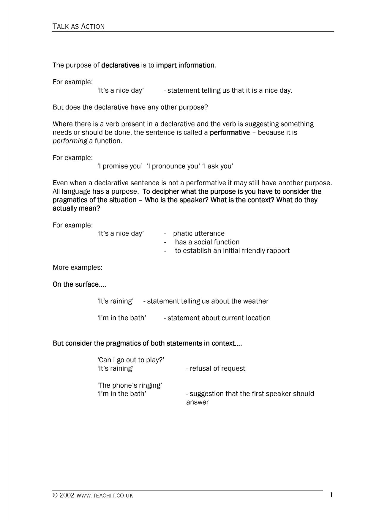 talk in life and literature timed Quality literature lu103  talk show scenes, advice columns,  timed essay, position paper, and research paper summarize information.