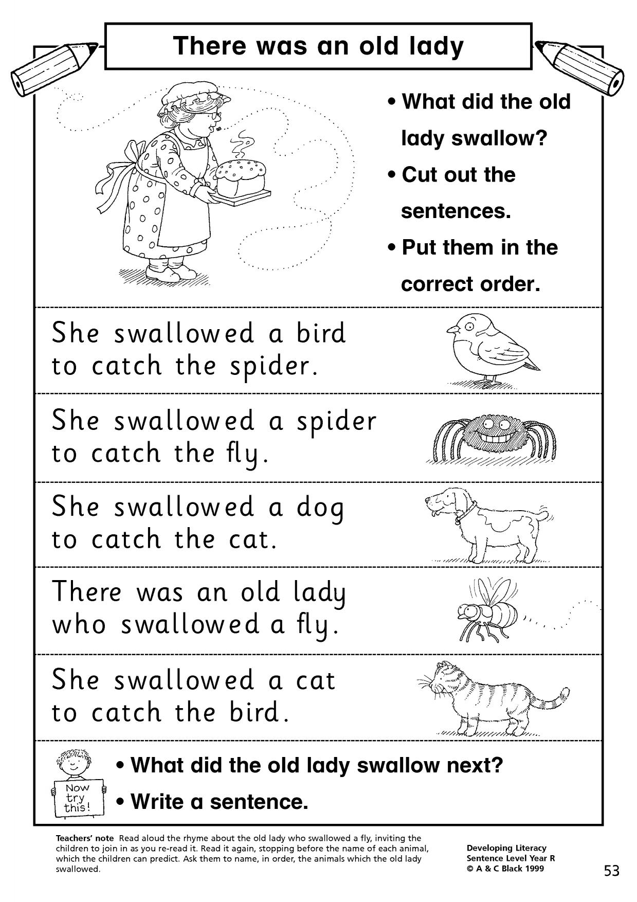 EYFS | KS1 | KS2 | Simple sentences | Teachit Primary