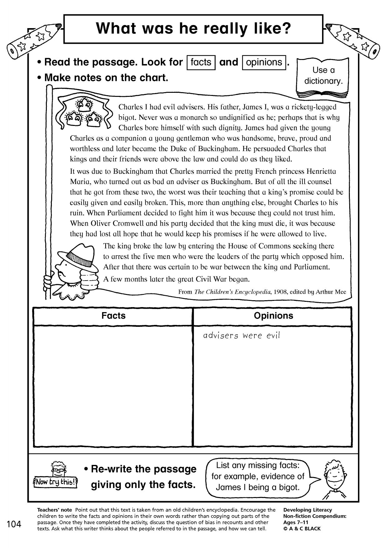 How to Write an Encyclopedia
