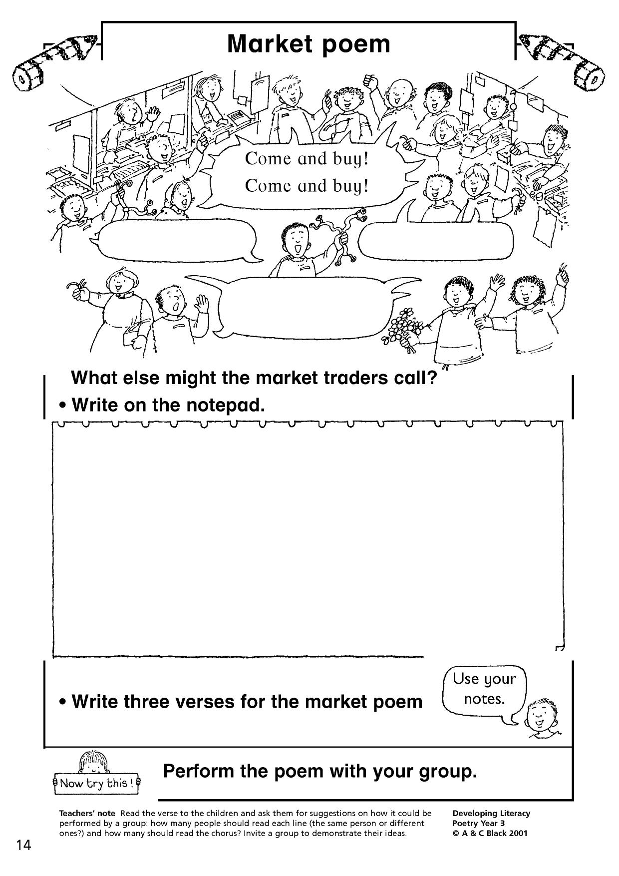 photograph relating to Missing Man Table Poem Printable referred to as Poems upon a topic - appear achievements - Teachit Key