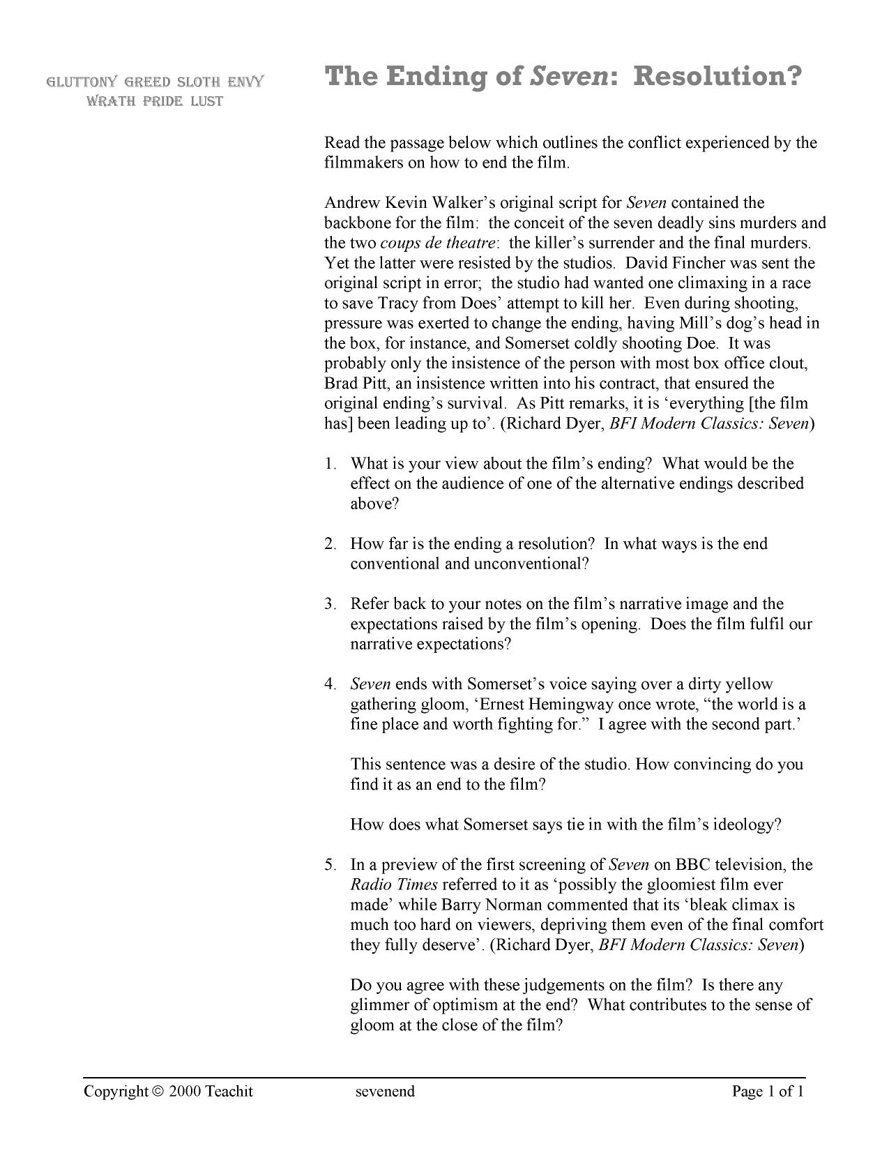 the opening two chapters of the lord of the flies essay Robert perry english 112b rationale for lord of the flies  vocabulary worksheets for chapters one, two, and three.