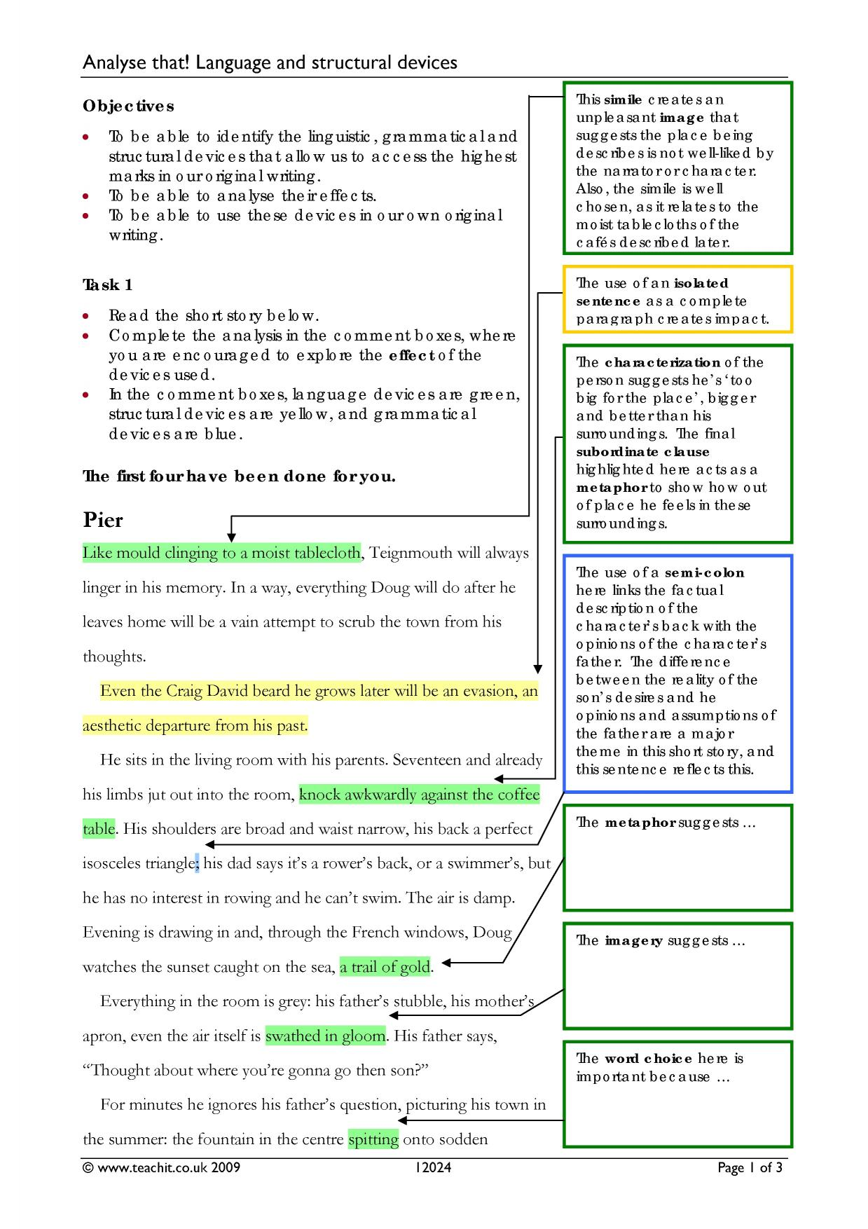 gcse creative writing All resources for creative writing and descriptive writing for common entrance, ks3, gcse and igcse with all techniques, spelling, punctuation and grammar.