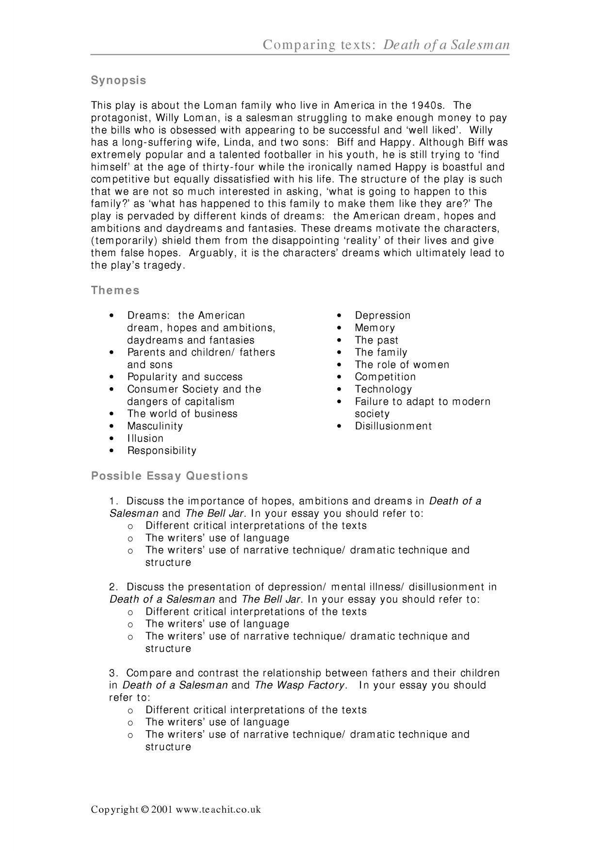 Breakfast club essay assignment