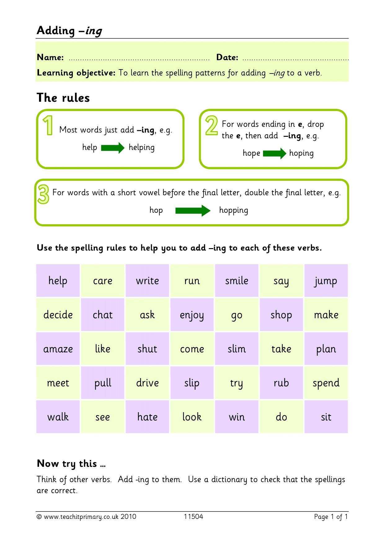 ks2 spelling for older learners teachit primary. Black Bedroom Furniture Sets. Home Design Ideas