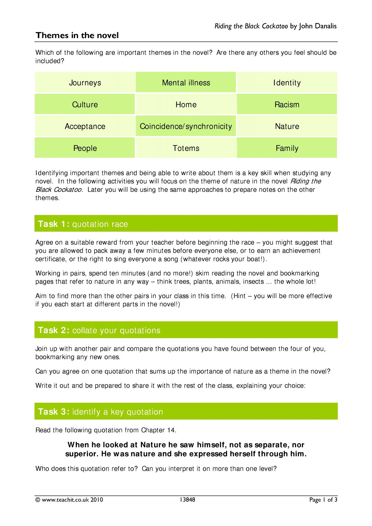 othello essays on themes Othello themes essay themes in othello jealousy is a major theme of the play the imagery surrounding jealousy makes it a monster which controls the characters.