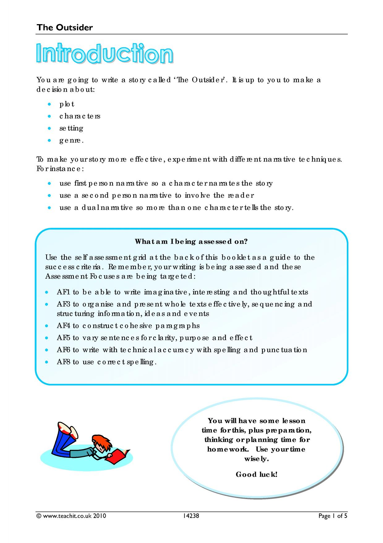 story writing ks3 writing key stage 3 resources 1 preview