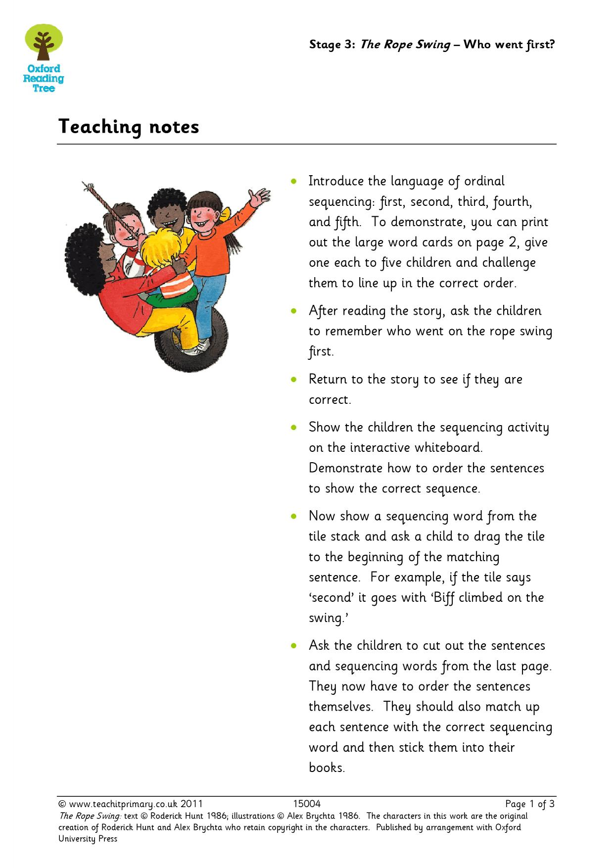 Oxford reading tree resources teachit primary oxford reading 2 preview robcynllc Choice Image