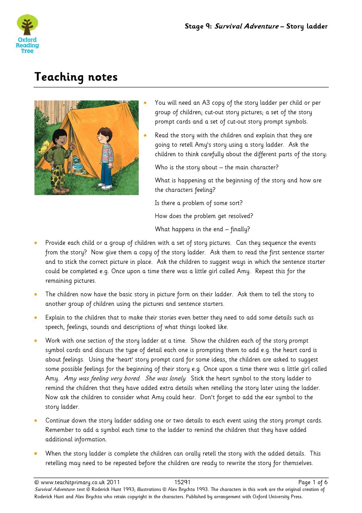 twinkl story writing year 2