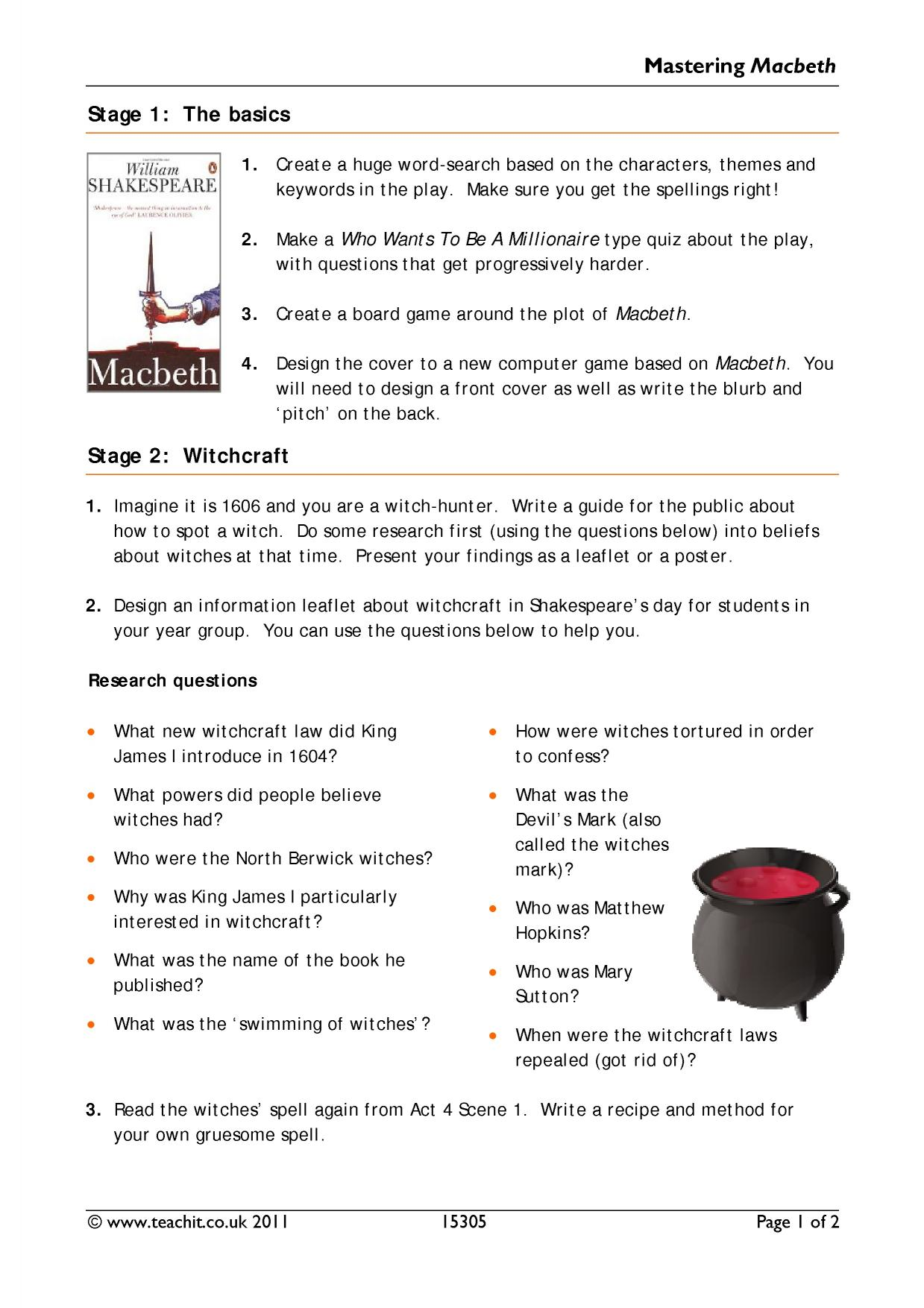 macbeth and comprehension the questions Download and read comprehension questions and answers about macbeth comprehension questions and answers about macbeth dear readers, when you are hunting the new book collection to read this.