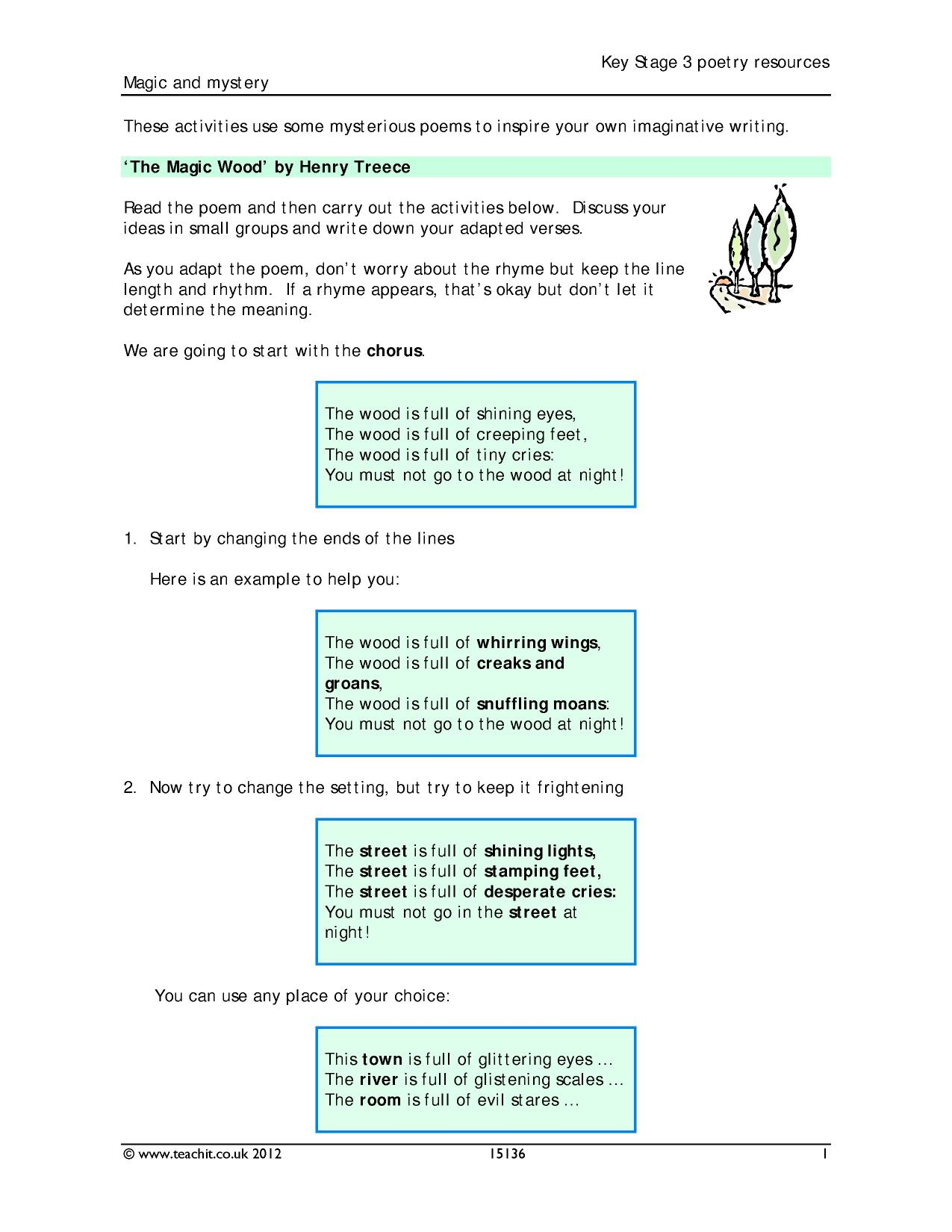 writing poetry ks3 writing key stage 3 resources. Black Bedroom Furniture Sets. Home Design Ideas