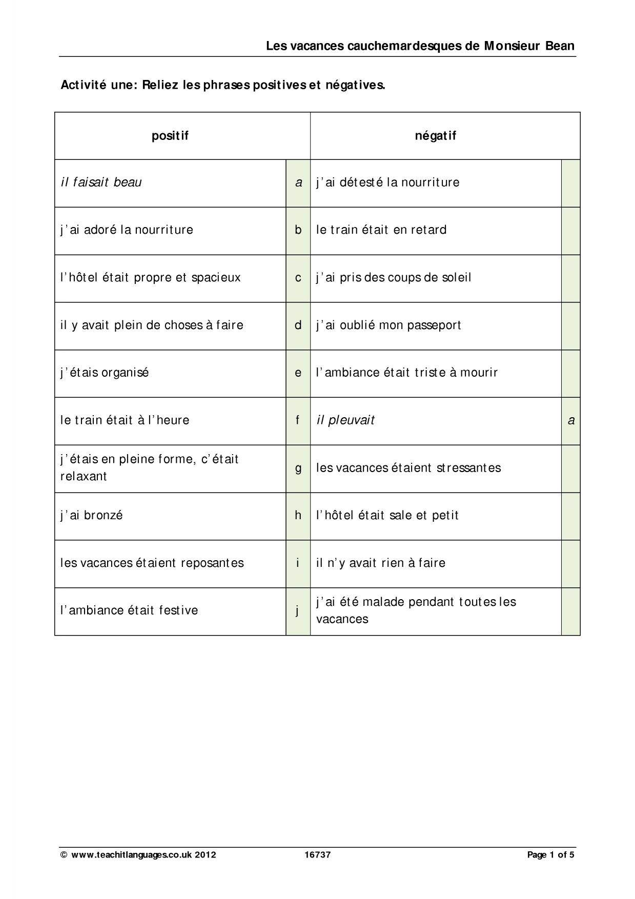 grammar key stage 4 french skills key stage 4 french resources mfl resources. Black Bedroom Furniture Sets. Home Design Ideas