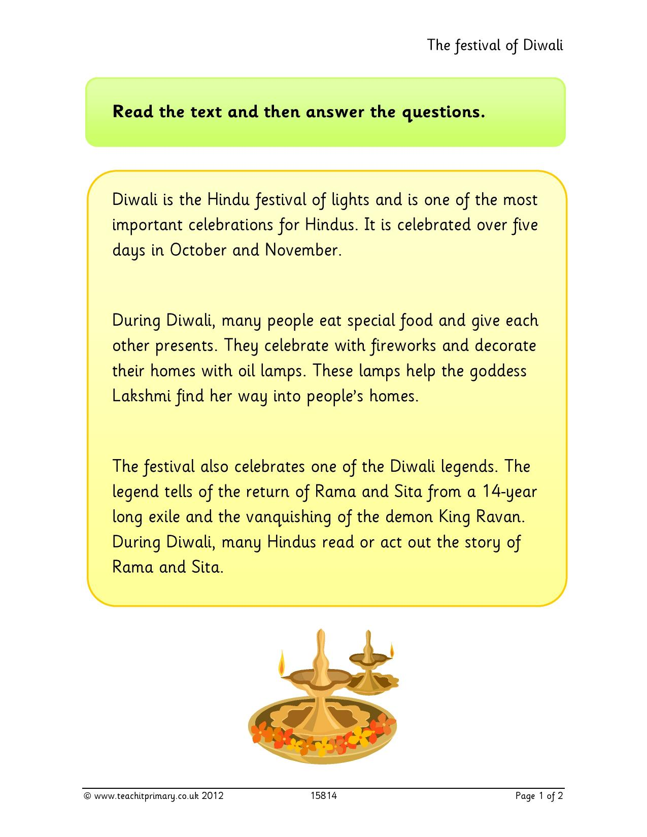 Religious education resources for Foundation, KS1 and KS2