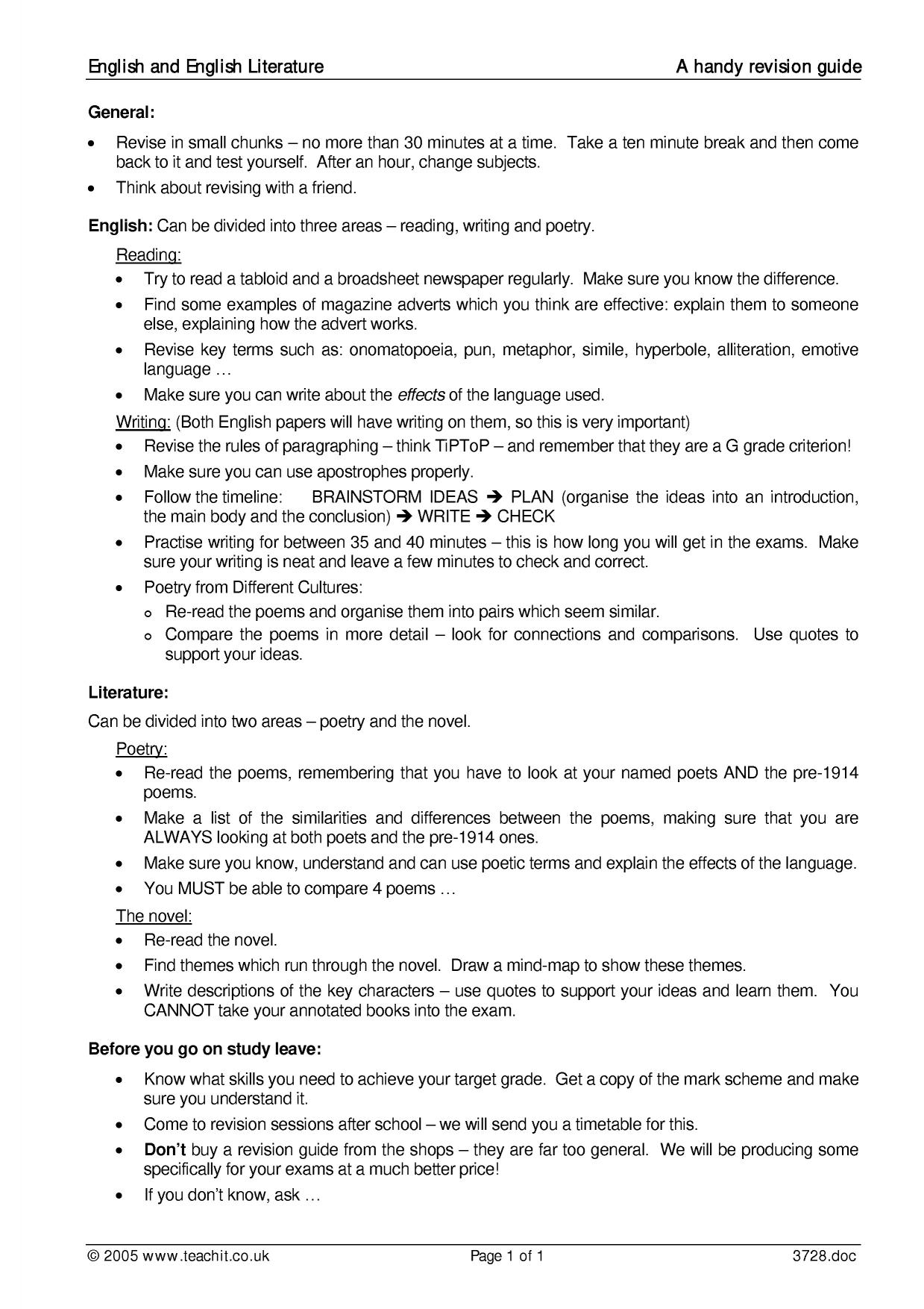 english coursework moderation Moderation moderation is the process used to standardise the marks given by schools and colleges for coursework and controlled assessments the document below.