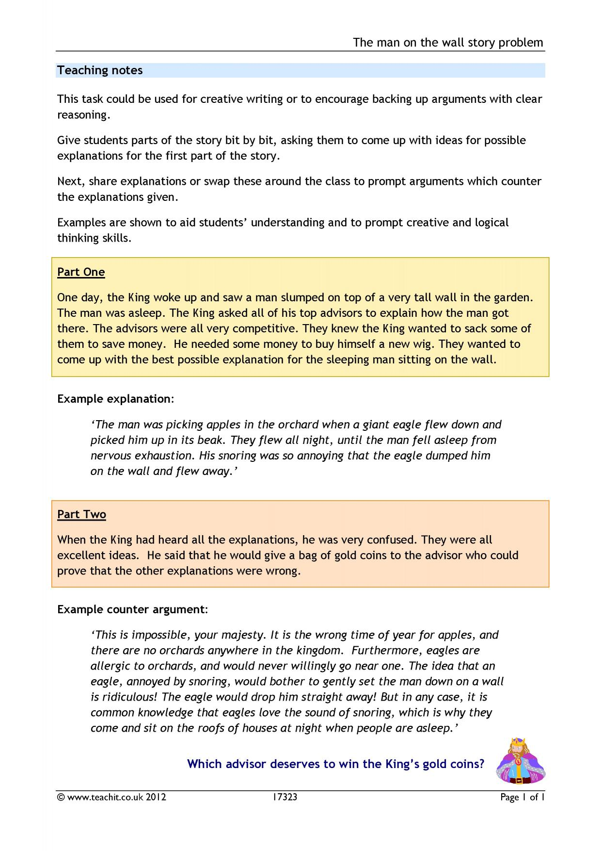 Upper Key Stage 2 (Y5/6) English Plans - Set A