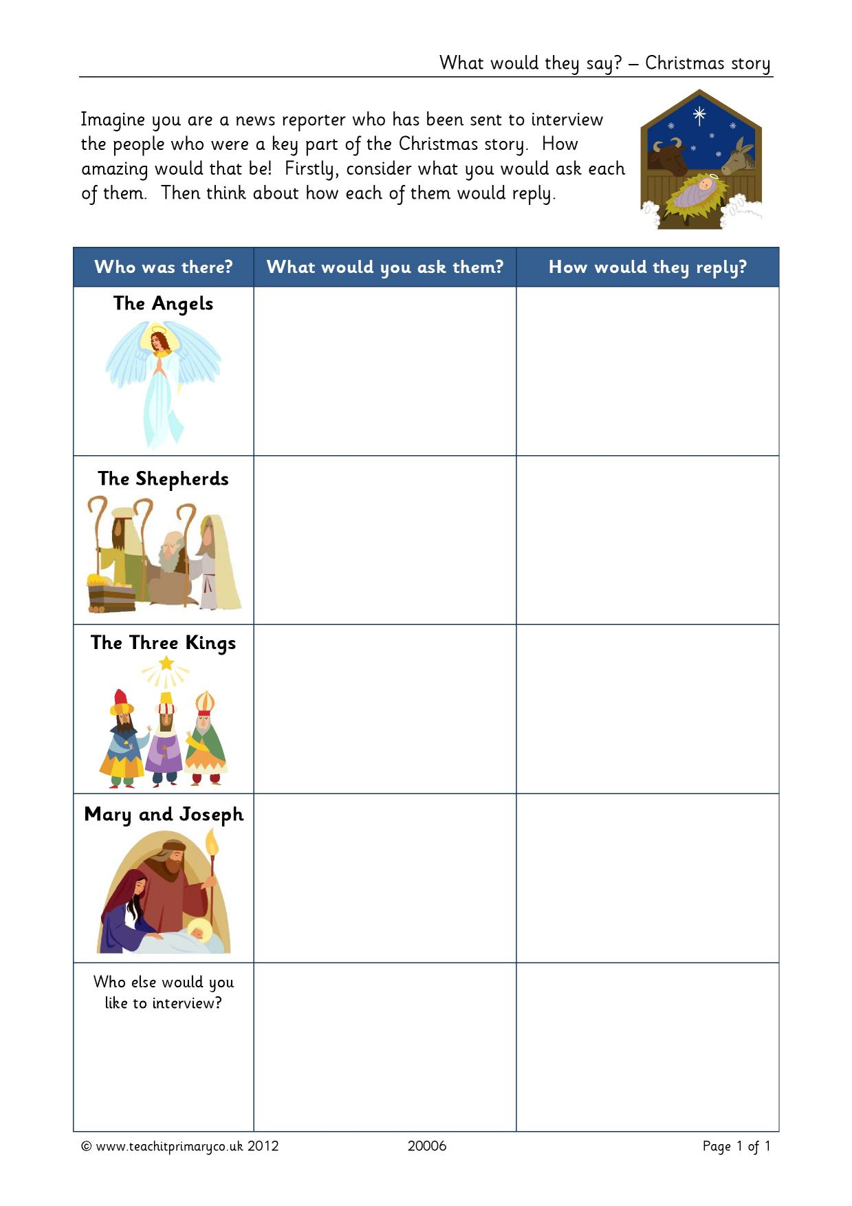 Creation worksheets ks2 creation story ordering by lynn16 primary religious education resources for foundation ks1 and ks2 robcynllc Image collections