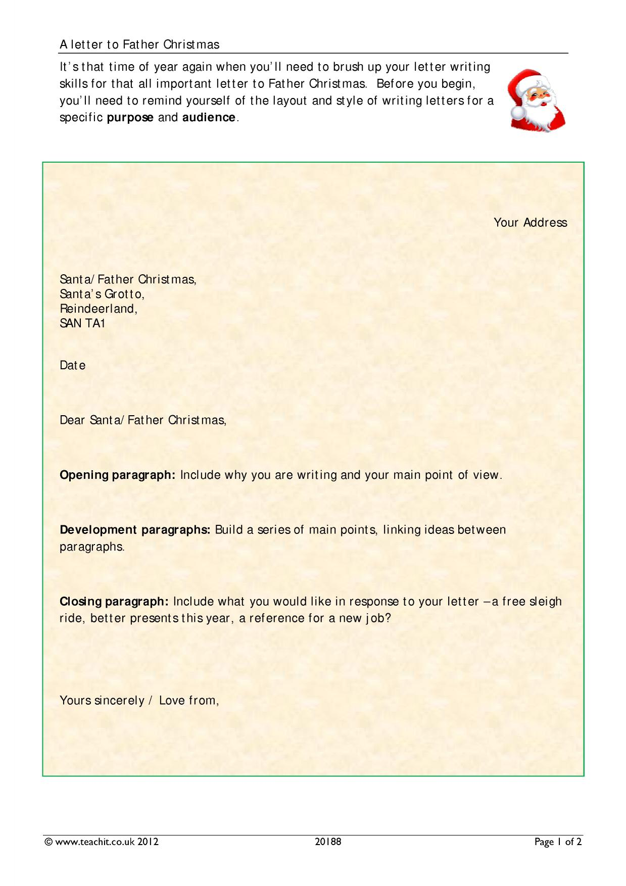 Formal letter search results teachit english 2 preview spiritdancerdesigns Image collections