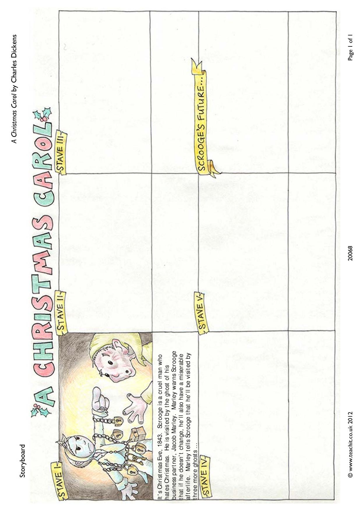 a christmas carol storyboard a christmas carol by charles a christmas carol storyboard a christmas carol by charles dickens home page