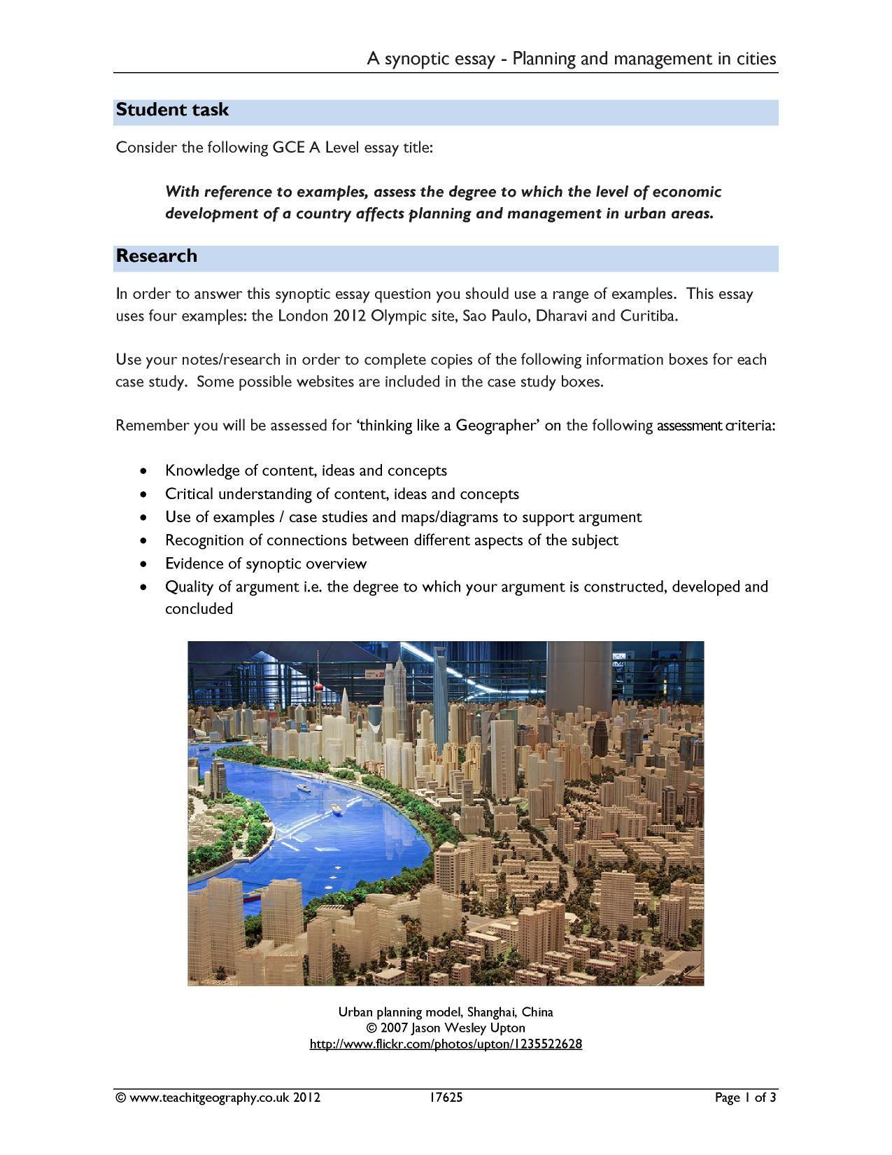 teachit geography ks resource 0 preview