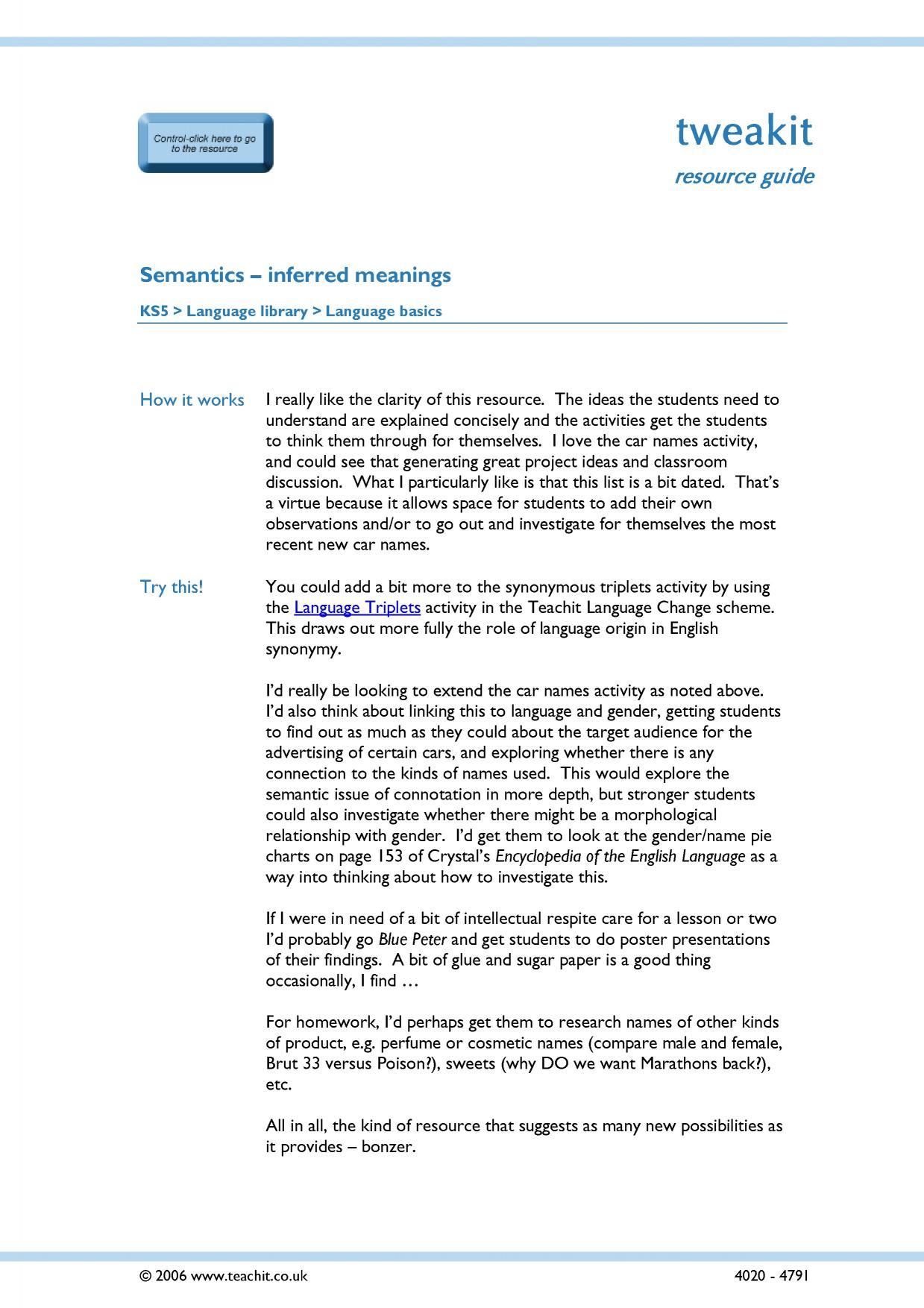 introduction to language Letrs foundations: an introduction to language and literacy  good and poor  readers aspects of language that are important for literacy the components of.