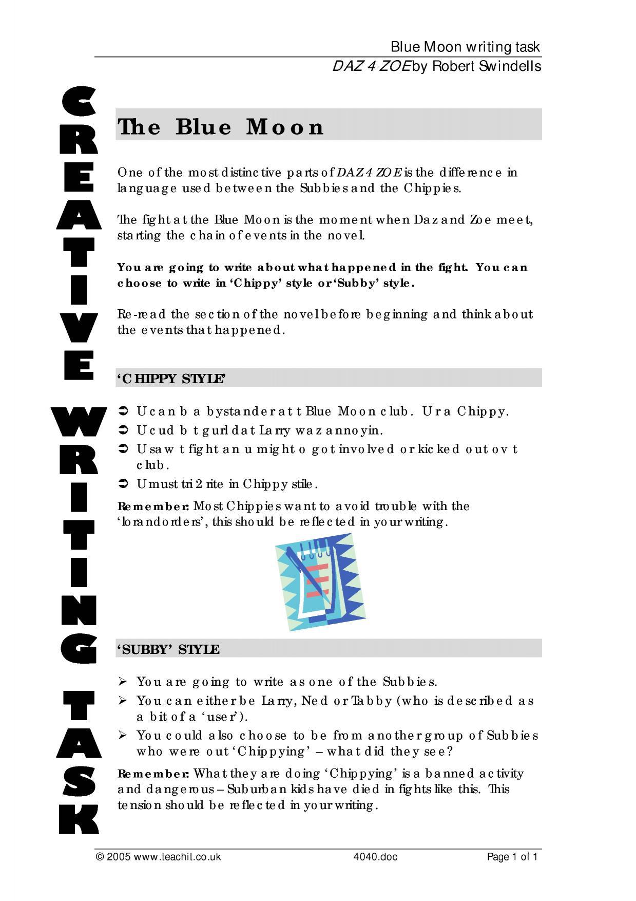 daz 4 zoe essay help