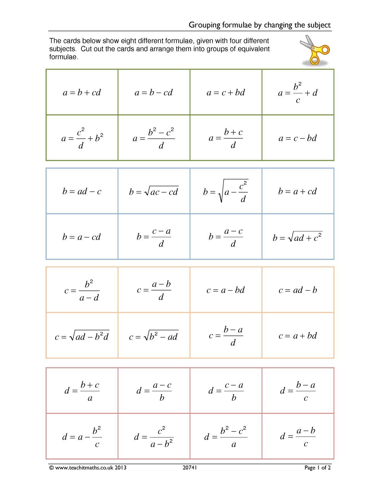 Dyslexia Worksheets Ks3 Proga Info