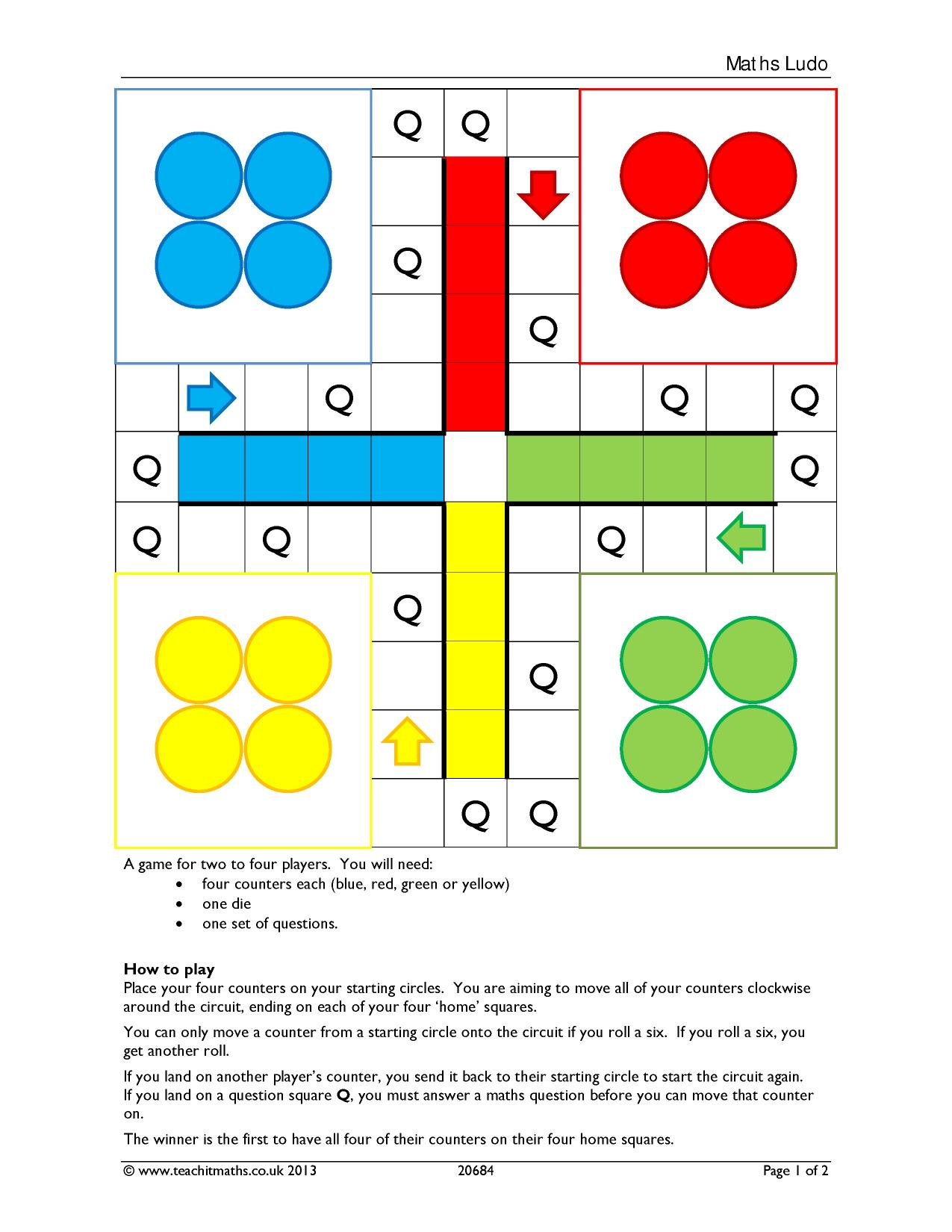KS3 | Puzzles and games | Teachit Maths