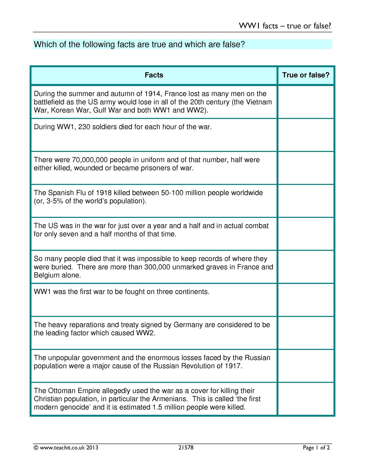 Ks3 Resources All Teachit English World War I Poetry