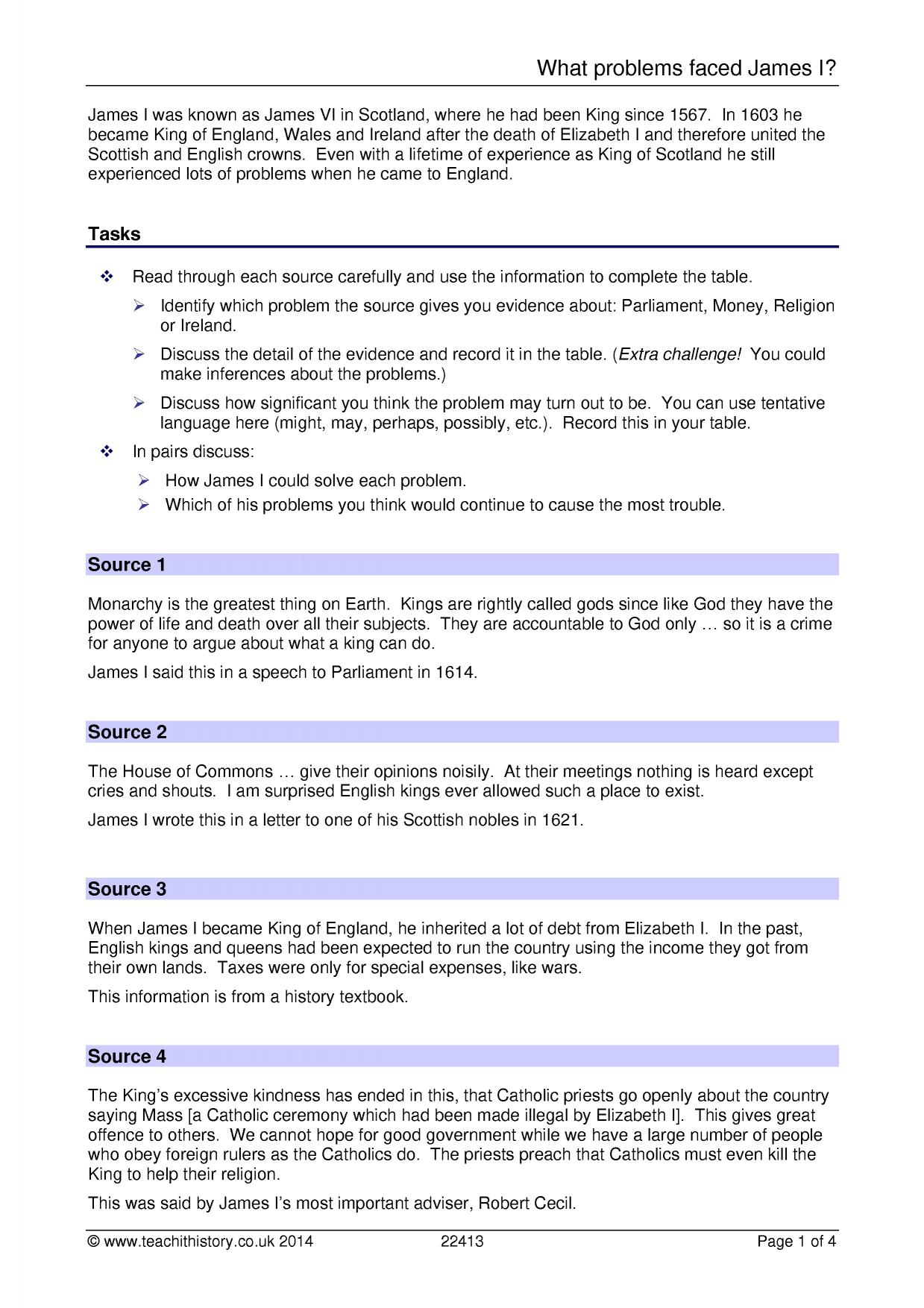 Narrative Essay Papers Ks The English Civil War Teachit History X  Cause Of The Civil  War Essay Cause Of The Civil War Essay Healthy Lifestyle Essay also Position Paper Essay Cause Of The Civil War Essay Food Delivery Driver Cover Letter Essay For English Language