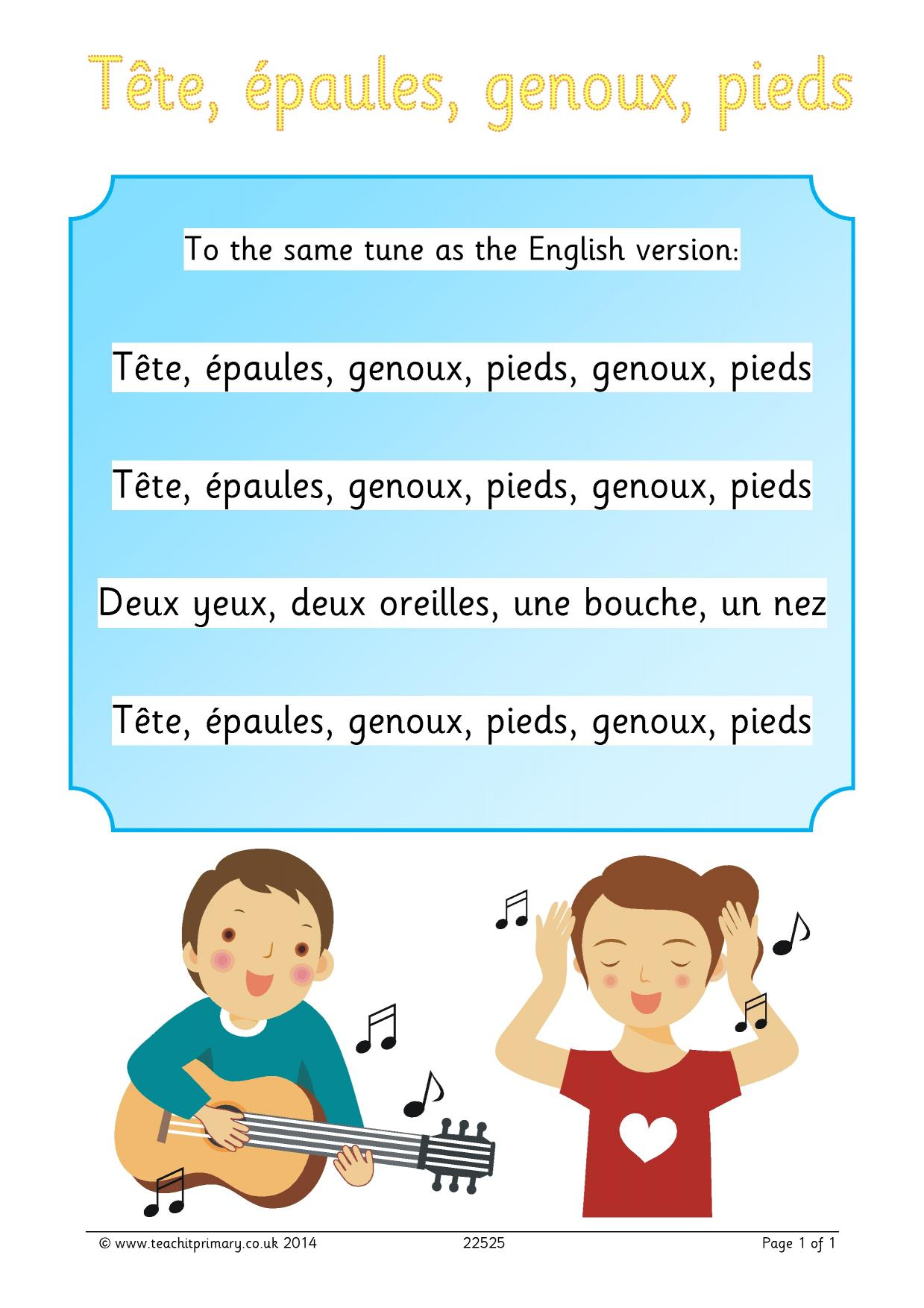 Languages teaching resources for Foundation, KS1 and KS2 - Teachit ...