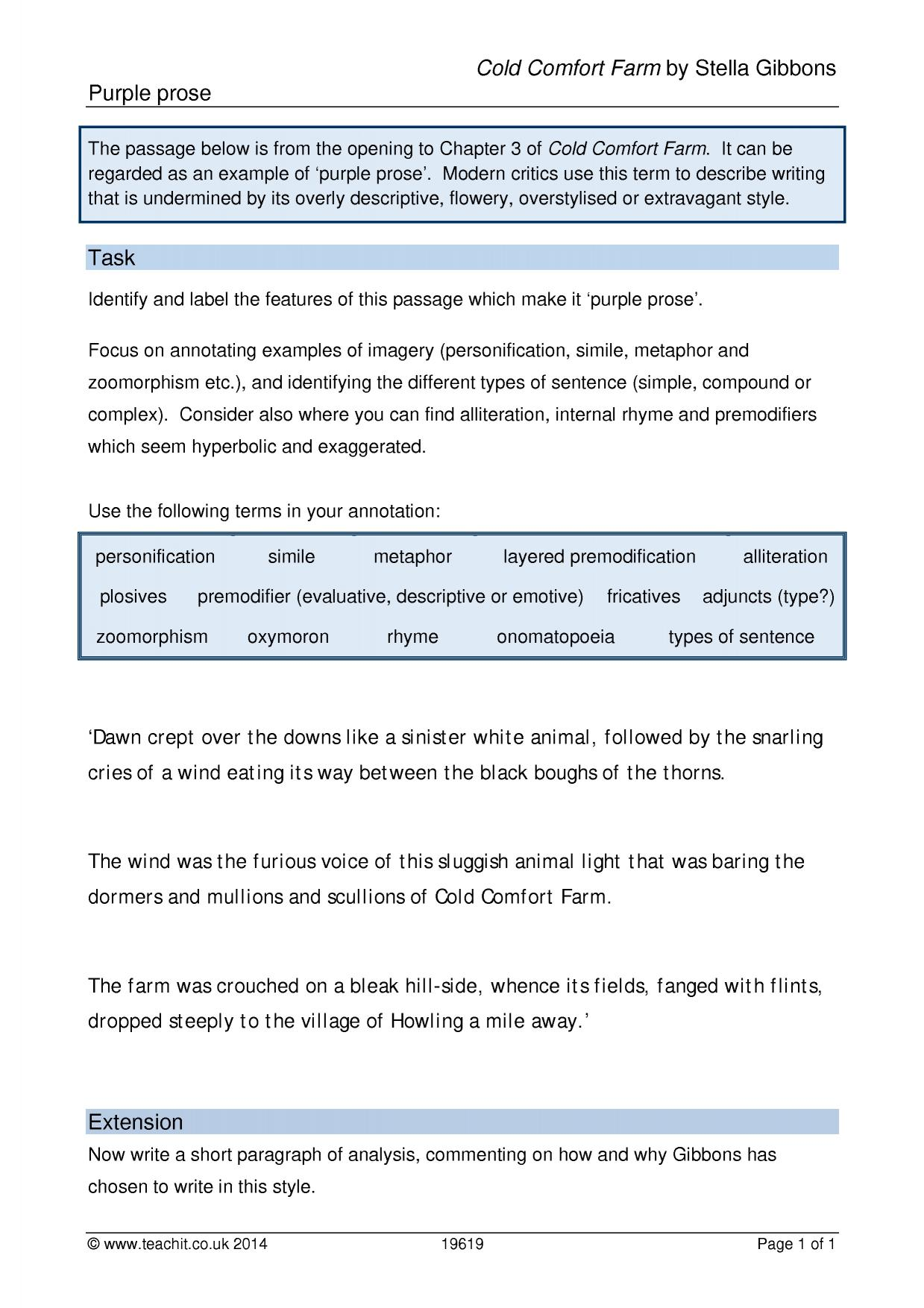 Sample Of Personification Usf Essay Prompt Personal Statement Writer