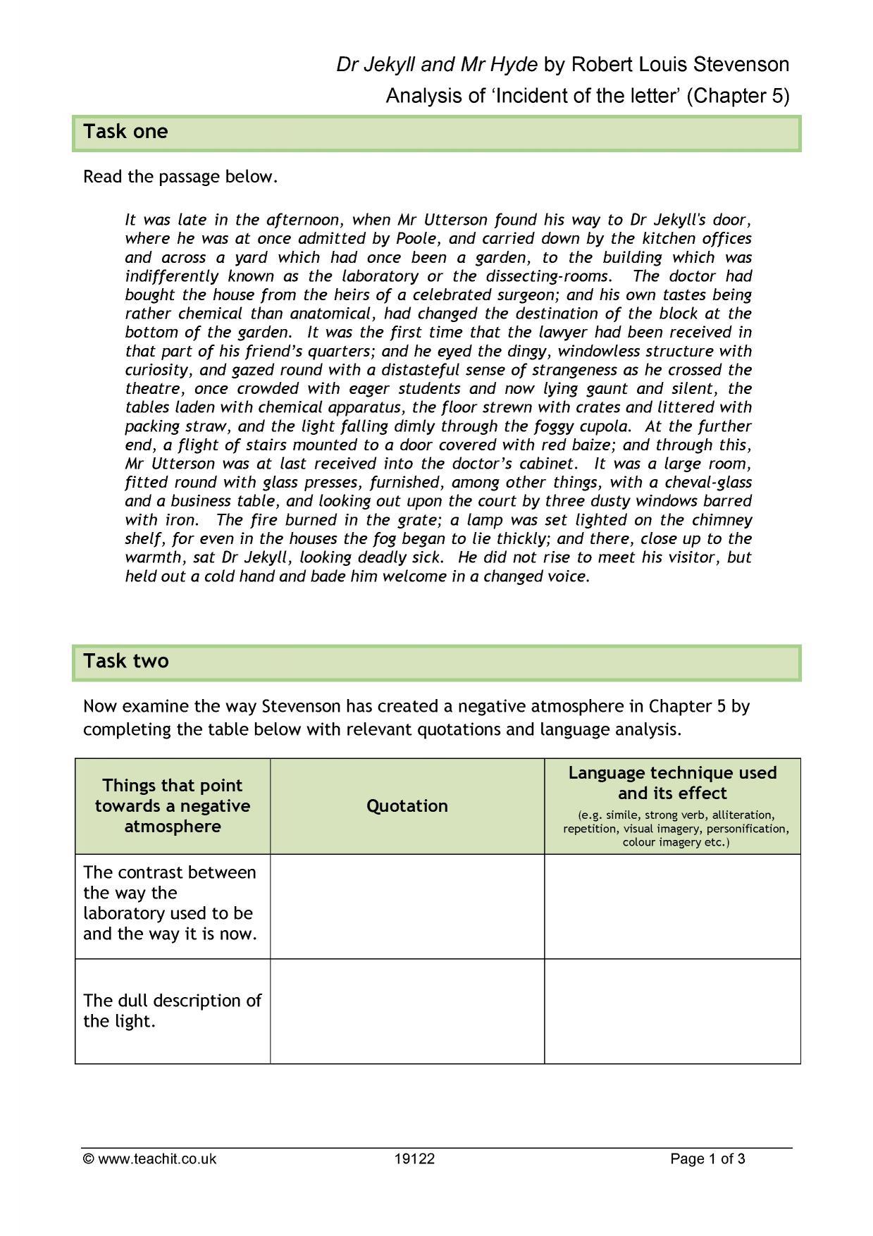 prose analysis essay vocabulary com