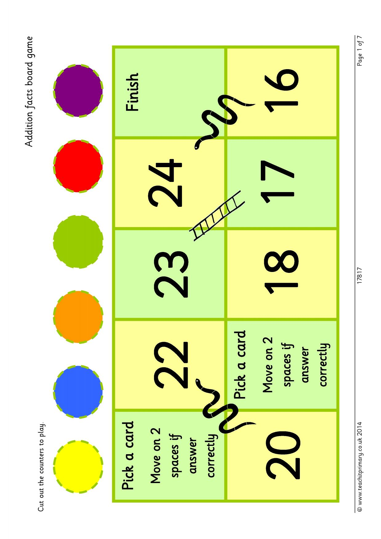 Eyfs ks1 ks2 addition and subtraction the basics teachit 1 preview gamestrikefo Image collections
