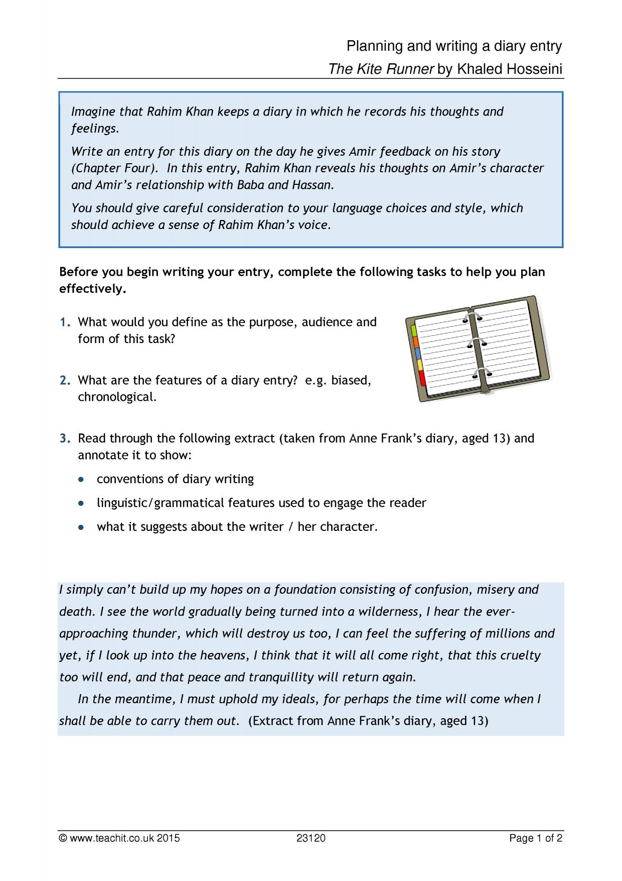 Worksheets Diary Of Anne Frank Worksheets anne frank search results teachit english 2 preview