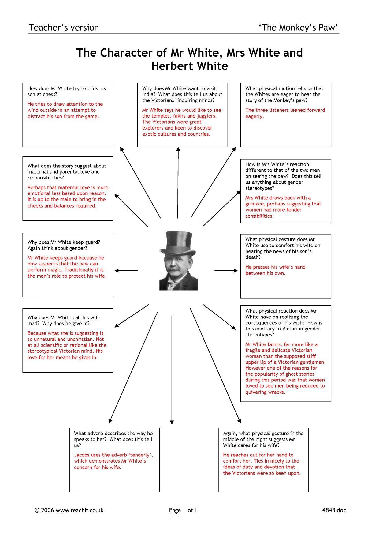ww jacobs short stories pdf