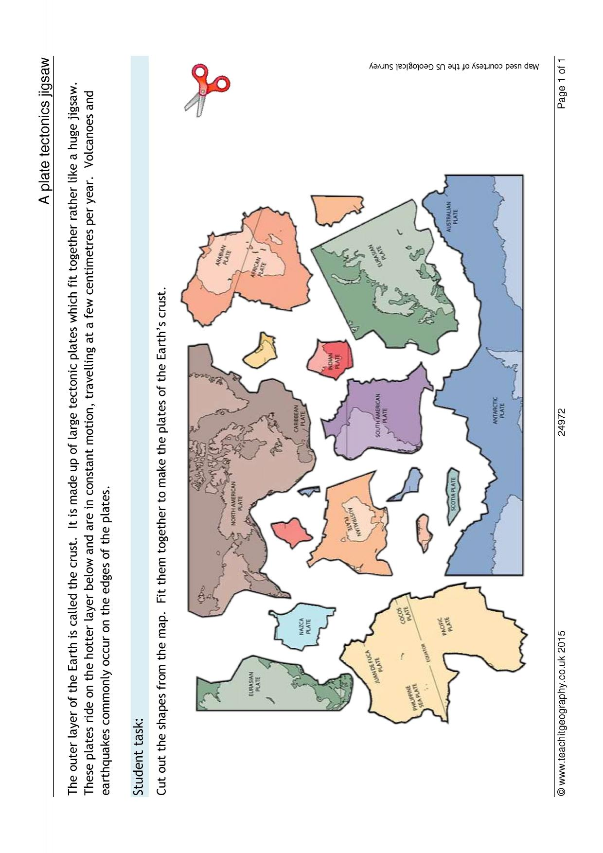 Ks3 plate boundaries teachit geography 1 preview robcynllc Choice Image