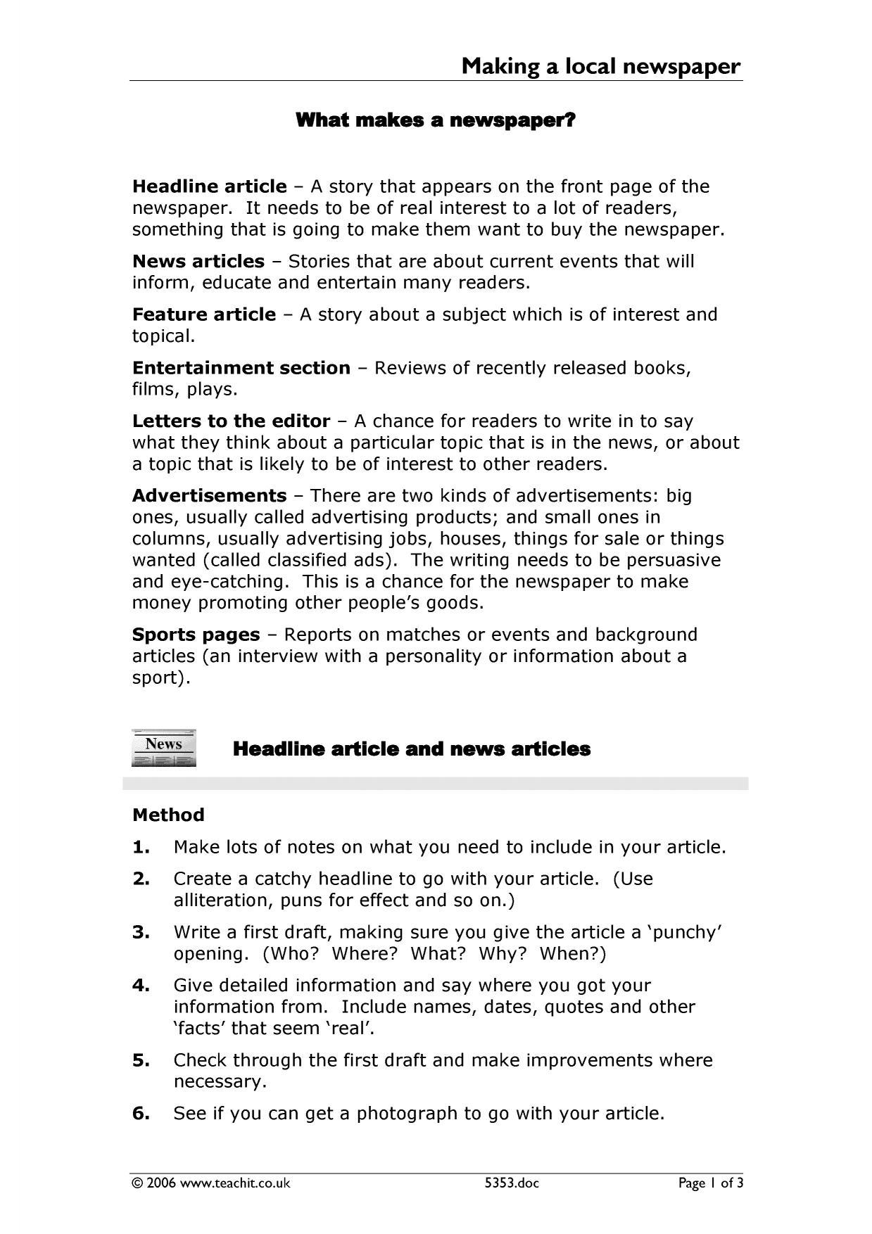 Letter Writing (Basics) 01