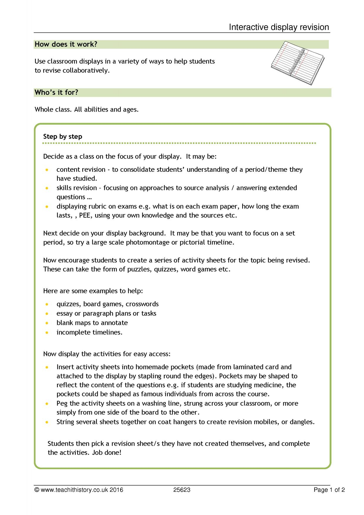 Where Can I Get A Key Copied >> KS3 | Revision | Teachit History